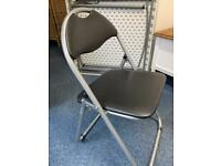 Fold down chair x 2