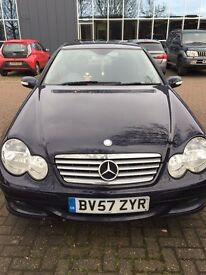Mercedes-Benz C180 Kompressor, Coupe , Excellent Condition!