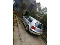 Volkswagen golf TDI mk4 automatic cheap diesel