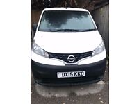 nissan nv200 49k for £5200