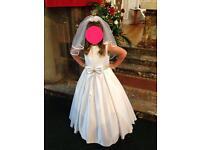 Communion / flower girl dress