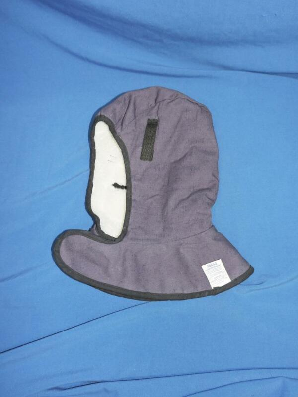 Hot Rods SS550 Flame Retardant Nomex Hood Sherpa Fleece Lined Winter One Size