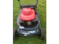 Honda HRD 535 Roller Lawn Mower for sale