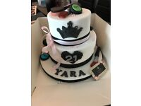 Custom Made Cakes, Cupcakes and Treats