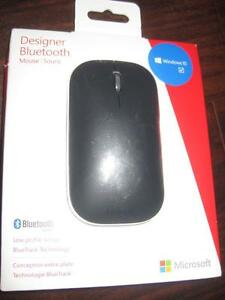 Microsoft Designer Bluetooth Wireless Mouse. Connect Smart Phone / Laptop / Computer PC Desktop / Macbook / Surface. NEW