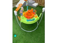 Fisher-Price Roaring Rainforest Baby Jumperoo