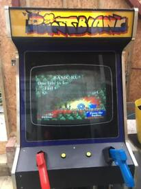 Point Blank fully working coin-op conversion arcade machine RARE!!