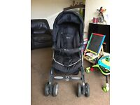 Silvercross pushchair (can be used from birth)