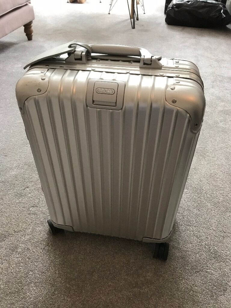 rimowa lyst gallery iata america bags cabins metallic silver topas north cabin multiwheel in luggage