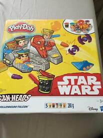 Star Wars Play-Doh Brand New