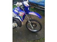Yamaha Dtr 125 nice fast bike 2000 reg