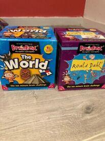 BrainBox games - kids brain challenge games