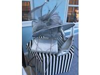 Hat Bag and Shoes for Wedding or Aintree