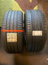 Continental Conti Sport Contact 5 XL Tyres 235/35/20