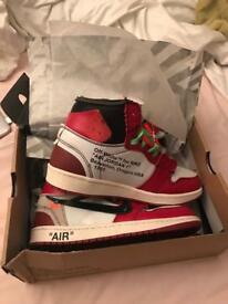 Off White x Jordan Nike