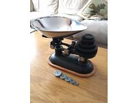 KitchenCraft Traditional Balance Kitchen Scale £35
