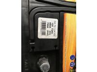 3 month old heavy duty Duracell car battery and2 aftermarket CD player and genuine ford CD player