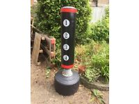 Gallant 6ft target punching bag can deliver