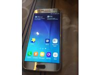 Samsung galaxy S6 Gold, 32GB with box mint and unlock to all network