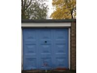 Lock up Garage to Rent in Safe and Secure Private Development in New Addington