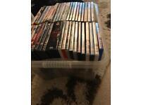 Massive lot dvds