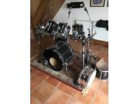 Drum kit 7 piece premier