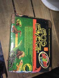 Zoo Med Eco Earth x 3 bricks. Gecko/snake/tarantula/iguana
