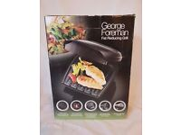 George Foreman Fat Reducing Compact Grill - 2 Portion - RRP: £49.99