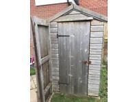 Garden shed 6 x 4 free!!