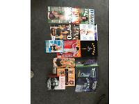 Tattoo books/magazines