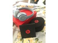 Beats by Dr Dre Solo 2 - GREY, never used