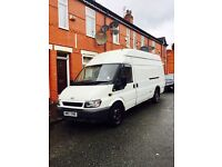 Ford Transit Jumbo mot 12 months and mileage 120.000 ready to work