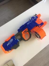 Nerf gun Hyperfire Elite