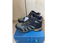 Mountain Warehouse Trekker II Mens Waterproof Softshell Walking Hiking Boots UK9