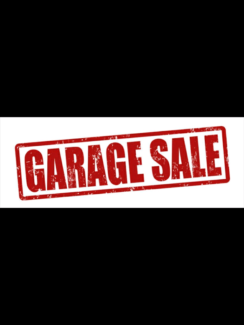 ☆☆☆HUGE GARAGE SALE☆☆☆