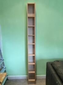 Ikea Gnedby birch bookshelf, fantastic condition