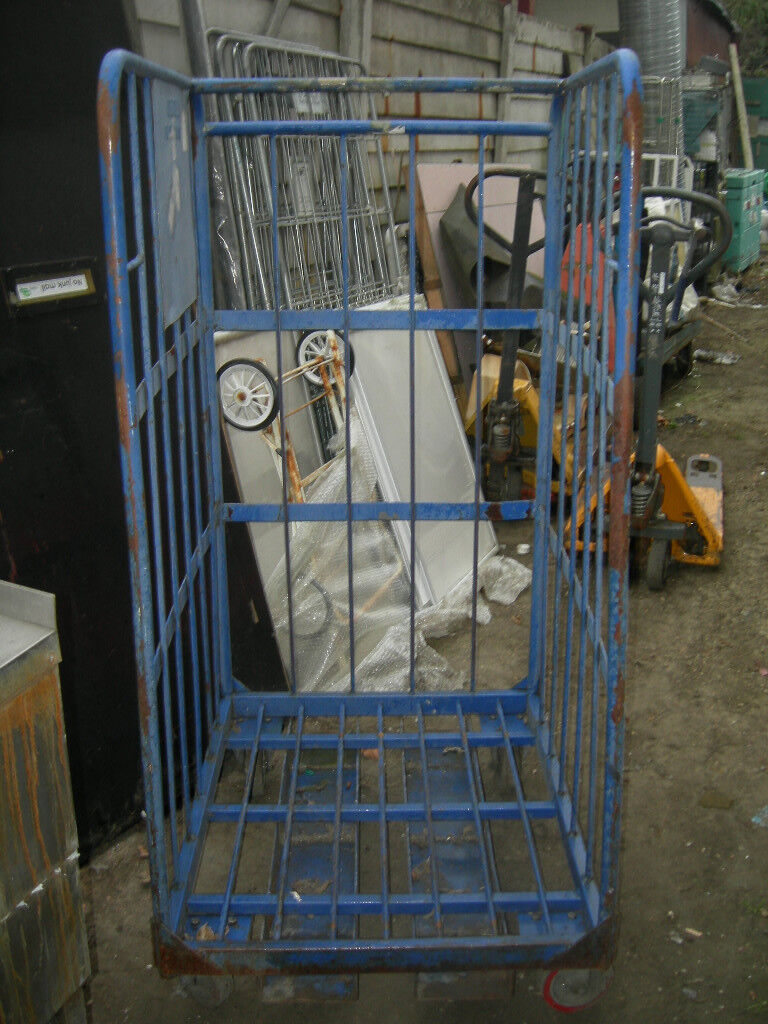 Roll Cage Trolley supermarket warehouse used | in Leyton, London | Gumtree