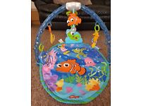 MUSICAL NEMO BABY PLAY GYM