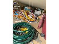 Rubber pvc tubes