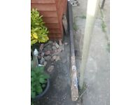 Metal Posts Ideal For Carport and Other Uses 290 Long x 4 off