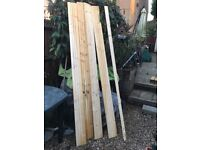 Quality timber wood