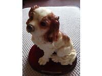 Juliana Spaniel Dog Ornament