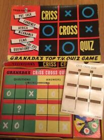 1950's board game