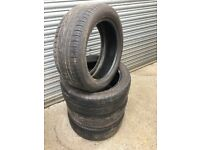 4 x Goodyear tyres 235 50 R18