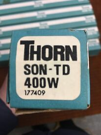 Thorn SON-TD 400W Lamps 12 available