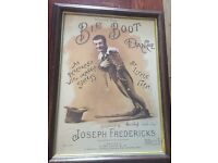 Joseph Fredericks - Big Boot Dance + Madame Duvan