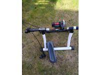 Elite Turbo Trainer & Road bike