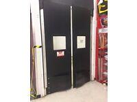 Industrial Swing Doors | Warehouse & Commercial Swing Doors