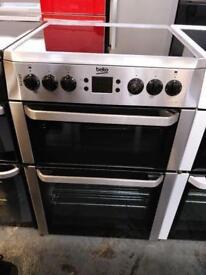 Beko Electric Cooker (60cm) (6 Month Warranty)