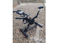 Pedal Pro exercise bike/trainer